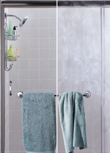 Shower-Door-Soft Water